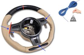 porsche steering wheel how to remove a porsche pdk steering wheel u2013 agency power