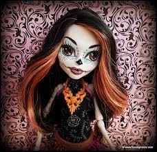 skelita calaveras skelita calaveras high doll fierce ghouls