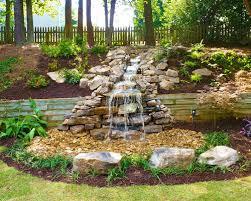 Backyard Pondless Waterfalls by Waterfall Backyard Crafts Home