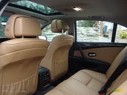 2009 bmw 528xi brown dakota leather interior 2009 bmw 5 series 528xi