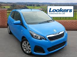 used peugeot 108 for sale used 2016 peugeot 108 1 0 active 5dr 2 tronic for sale in