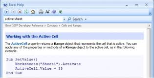 visual basic for excel 2007 and excel 2010 a beginner u0027s guide