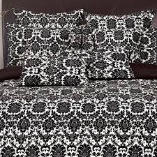 Black And White Lace Comforter Bedding Sets Black And White Bedding Sets Full Insyohzc Black