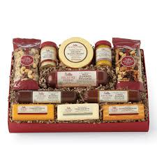 Birthday Gift Baskets For Men Food Gifts U0026 Ideas For Men U0026 Women Hickory Farms