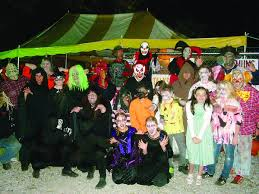 haunted woods and other attractions offer halloween thrills