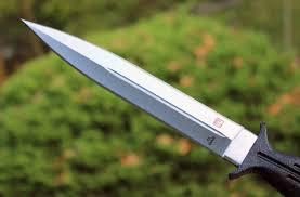 al mar kitchen knives early production al mar shadow iv dagger international