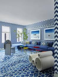 park avenue apartment bold interior decor by kelly behun