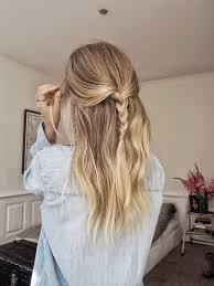 how to pull back shoulder length hair best 25 medium hair tutorials ideas on pinterest easy hair
