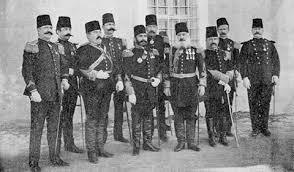 Ottoman Officials Osmanlı Subayları 1897 Ottoman Officials 1897 Osmanli Ottoman