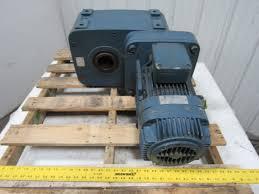 mannesmann demag af12 m01 20 1 overhead crane offset gear motor 3 u0026