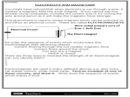 printables electricity and magnetism worksheets eleaseit