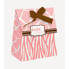 pink favor bags safari pink favor bags 12ct wally s party factory