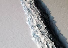 Delaware does sound travel in space images Rift in antarctica 39 s larsen c ice shelf nasa jpg