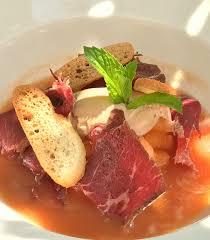 plat de cuisine gourmet bistro in beaune waterside bistro official website