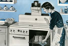 a brief history of kitchen design from the 1930s to 1940s