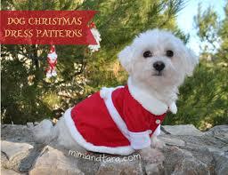 dog christmas dog christmas dress patterns free pdf