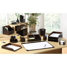 Office Desk Set Accessories Exceptional Office Desk Decor Be Cool Styles Sveigre