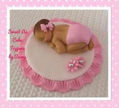 1 x edible baby cake topper plaque pink christening baptism