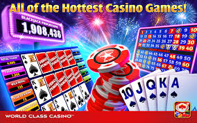 world class casino slots blackjack u0026 poker room android apps on