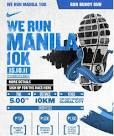 Nike We Run Manila 10K - October 15, 2011 | Pinoy Fitness