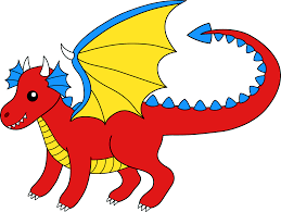 dragon clipart for kids clipartxtras