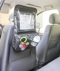 porta tablet auto suporte bolsa porta objetos banco carro tablets 7 a 11 pol r 39