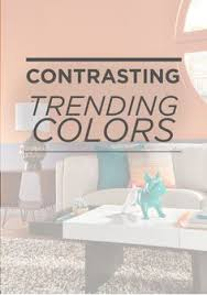 the 2016 behr color trends will help to inspire a new color