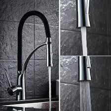 plomberie robinet cuisine mitigeur robinet mélangeur avec cascade douchette d evier lavabo