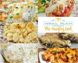 crock pot white lasagna meal plan sunday 34 the country cook