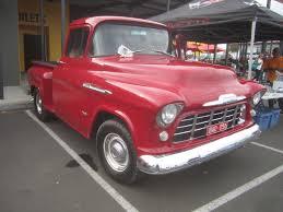 Classic Chevy Trucks 1956 - file 1956 chevrolet 3100 pickup jpg wikimedia commons