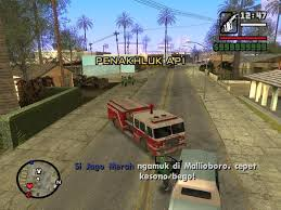 game pc mod indonesia gta san andreas indonesian language mod gtainside com