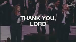 thank you lord hillsong worship thanksgiving day featured songs