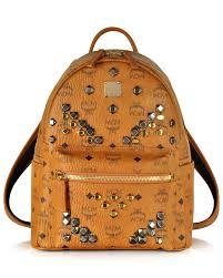 designer rucksack damen mcm taschen outlet mcm kleiner stark rucksack damen