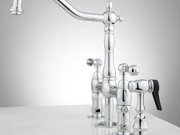 wall mounted kitchen faucet with sprayer cymun designs