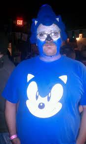 Sonic Halloween Costume 30