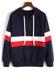 sweatshirts u0026 hoodies womens black white yellow hooded