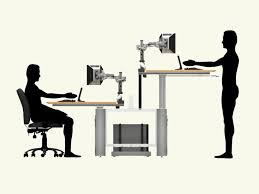 Standing Desk If You Get An Apple Watch You U0027ll Want A Standing Desk Jeremy