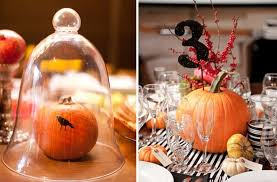 Halloween Wedding Centerpieces Pictures by Fall Wedding On Halloween Reception Decor Centerpieces