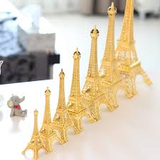 Eiffel Tower Party Decorations Online Get Cheap Eiffel Tower Centerpiece Aliexpress Com