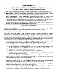 Team Leader Resume Sample by Asset Management Resume Actuary Resume Exampl Software Asset