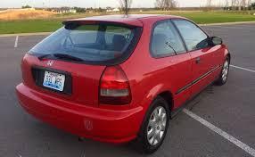 honda civic hatchback 1999 for sale 1999 honda civic hatchback no mods bone stock one owner no rust