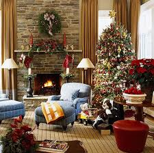 christmas decor in the home 15 beautiful christmas decoration with fireplace ornaments home