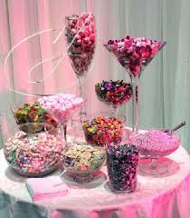 Pink Wedding Candy Buffet by 166 Best Candy Buffet Buffet Food Ideas Finger Food Images On