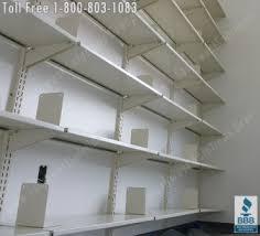 Bookshelf Wall Mounted Wall Shelves Design Heavy Duty Wall Mounted Shelving Pot Rack