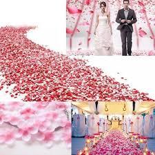 cherry blossom wedding 500 pcs pack petals simulation cherry blossom wedding petals
