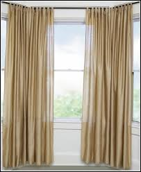 Curtain Rod Instructions Curtain Rod Dark Metal Restoration Hardware Mid Century Diy