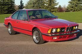 just listed 1985 bmw 635csi automobile magazine