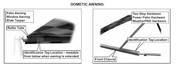 Dometic 9100 Power Awning Coast Resorts Open Roads Forum Electric Awning Don U0027t Like The