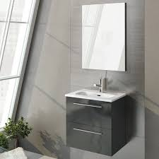 Single Bathroom Vanity With Sink Kegler 20 Single Bathroom Vanity With Mirror Reviews Allmodern