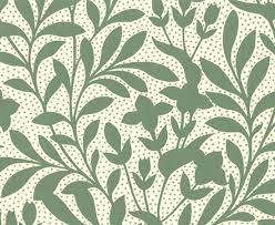 Hand Printed Wallpaper by Jasmine U003cbr U003e Hand Blocked Hamilton Weston Wallpaper
